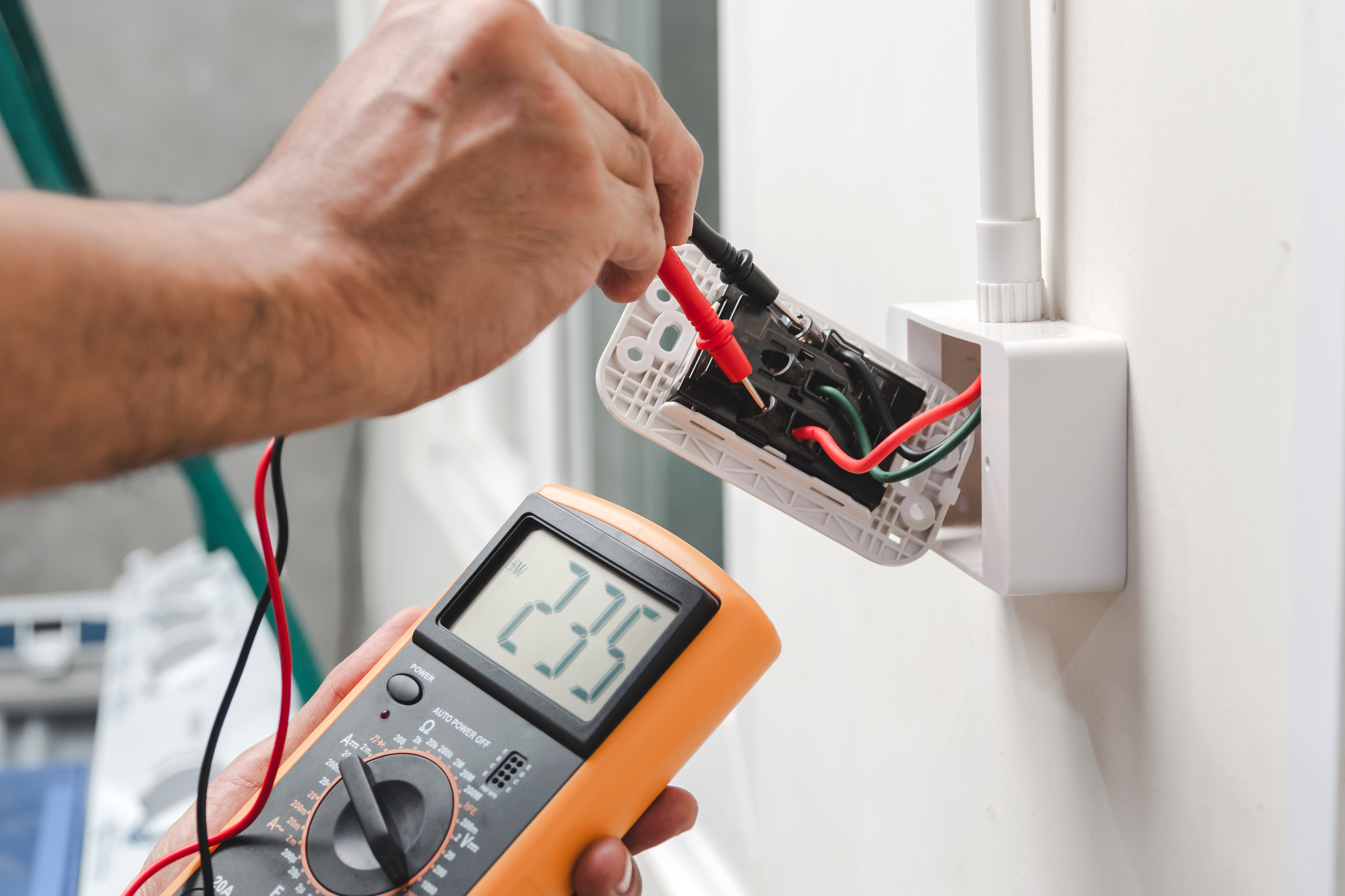 home electrician, residential electric. home wiring and electrical repairs  sjm power